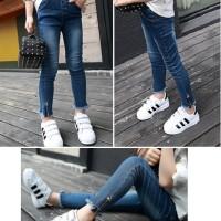 Celana Jeans ANNBABY Jeans B Blue