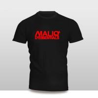 Kaos Baju Pakaian Musik Grup maliq & d'essential Band Murah