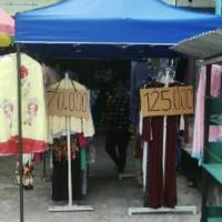 Tenda 2x3 cafe/bazar/garasi/Pkl