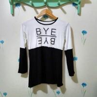 Baju Atasan Bye - Bye