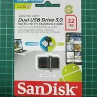 FLASHDISK SANDISK OTG 32 GB USB 3.0 ORI