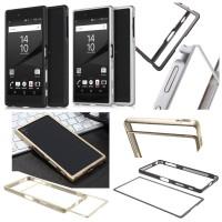 Sony Xperia Z5 Premium / Z5 Premium Dual - Slide On Metal Bumper Case