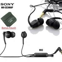 Original Sony Xperia Monitor Headset MH-EX300AP Copotan Earphone