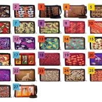 Dompet wanita etnik Mokamula Premium Heavy