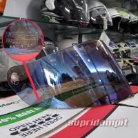 Visor Kaca Helm Nolan N60-5 N605 N64 N63 N62 Grex G6.1 NFS-03 Iridium