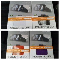 powerbank kabel charger iphone 4 5 5s 6 6+ luv ORIGINAL BERGARANSI
