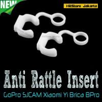 Anti Rattle Insert Aksesoris GoPro SJCAM Xiaomi YI BPro Action Cam