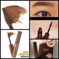 ETUDE HOUSE cOLOR MY BROWS #01 Richbrown