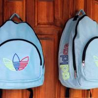 Tas Gendong Adidas tosca (kuliah,sekolah,olahraga,sport,Ransel,bag)