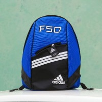 Tas Gendong Adidas Biru (kuliah,sekolah,olahraga,sport,Ransel,bag)