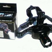 Headlamp Senter Kepala Mini LED