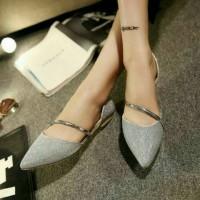 Balet Glitter Flat Shoes