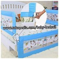 3in1 Joint Baby Bedrail (uk. 180 x 64)