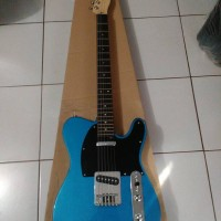 Gitar fender telecaster blues