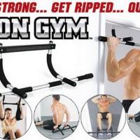 Alat Fitnes Portable Iron Gym - Pro Fit