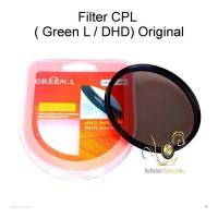 FILTER CPL ( GREEN L / DHD) ORIGINAL 67MM