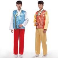 Halloween Costume Hanbok Pria Kostum Korea Xl
