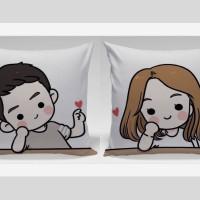 Bantal Sofa / Bantal Couple - Long moment