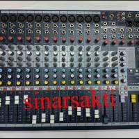 audio mixer soundcraft efx 12/efx12 12 channel