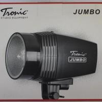 Paket Lighting Studio Tronic Lampu All New Jumbo X - K2 Kit