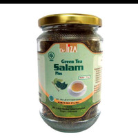 GREEN TEA SALAM