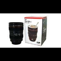 Mug Lensa Kamera / Gelas Lensa Kamera