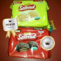 richeese nabati selimut kemasan pak rasa coklat dan keju
