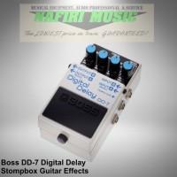 Efek Gitar Boss Digital Delay DD-7 / DD7 / DD 7 baru 100% murah!