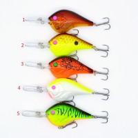 Crank Baits Fishing Hard Lure 9.5cm/10.5g, Model 4