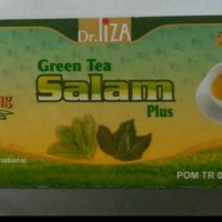 Teh Celup Green tea plus SALAM