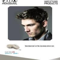 [ HAIR WAX / POMADE ] Fix Professional CLAY DOH LITE 25gram ORIGINAL N