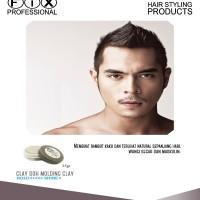 [ HAIR WAX / POMADE ] Fix Professional CLAY DOH 25gram ORIGINAL 100% Y