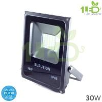 Lampu sorot LED outdoor 30W Putih tahan air weatherproof 30 W Watt