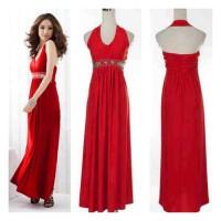 Longdress Merah