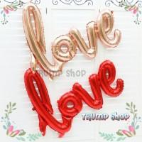 Balon Foil Love Latin