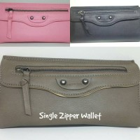 SINGLE ZIPPER WALLET - NAMY SHOP