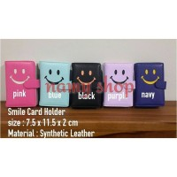 SMILE CARD HOLDER