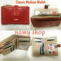 CLASSIC MEDIUM WALLET - NAMY SHOP