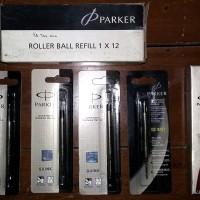 Refill Isi Tinta Pulpen Ball Point Parker Quink