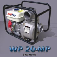 Pompa Irigasi -Mesin Pompa Air Bensin - Alkon WP 20 MP (2 ) Multipro