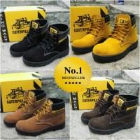 promo sepatu murah caterpillar boots proyek