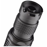 Niteye EC-R16 Rechargeable USB Senter LED CREE XPL 750 Lumens - Black