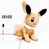 Boneka Pokemon Eevee Pikachu Charmender Flareon Vaporeon Squirtle