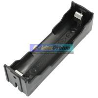 Kotak PARALEL 1 Slot 18650 Holder Battery Batere Batre Casing Parallel