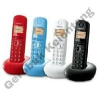 Pesawat Telepon Wireless / Telepon Wireless Panasonic KX-TGB 210