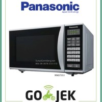 Microwave Oven Panasonic NNGT35 Grill KHUSUS GOJEK Asli,Baru,Garansi