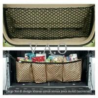 Cargo Net/Jaring bagasi mobil/Jaring pengaman bagasi mobil