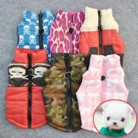 baju anjing kucing pet cloth baju hangat anjing kucing warm pet cloth