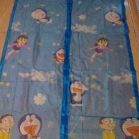 Tirai magnet Anti Nyamuk Doraemon Biru