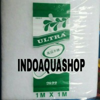 Kapas Filter Ultra size 1x1m